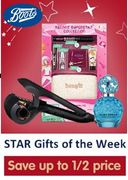 BOOTS STAR GIFTS of the WEEK - TOP OFFERS (From Friday 7th December)