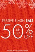 M & Co - Festive Flash Sale - up to 50% off