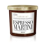 Baylis & Harding Fuzzy Duck Espresso Martini Luxury Double Wick Candle