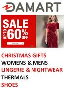 Damart Sale is on - up to 60% Off
