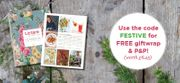 Free Giftwrap and P&P worth £6.45 - Signed Liz Earle Wellbeing Yearbooks