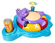 TOMY Fizzy Dizzy Hippo - Hilarious Children's Spinning and Burping Hippo Game