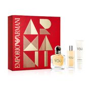 Emporio Armani because Its You Gift Set for Her for £45.20