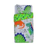 Argos Home Dino-Snore Bedding Set - Toddler