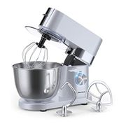 Excelvan Food Mixer with Stand 5.5L Stainless Bowl