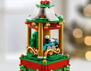 Lego | Free Exclusive Christmas Carousel with Orders £85+