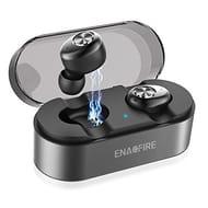 ENACFIRE Bluetooth 5.0 Wireless Headphones 15H Playtime Wireless Earphones