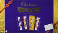Cadbury Dairy Milk Retro Selection Box, 460 G, Pack of 4