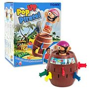 TOMY Pop up Pirate Game - Age 4+