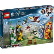 Lego 75956 Harry Potter: Quidditch Match - £2 off & Free Delivery