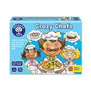 Orchard Toys Crazy Chefs Game ***4.8 STARS*** Age 3-6