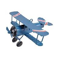 Handmade Iron Retro Airplane Aircraft Model Creative Home Decor Ornament
