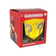 Super Mario Mini Question Block Light with Sound, Multi-Colour
