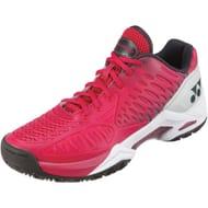 Yonex Mens SHT-ECLIPSION Tennis Shoes - Dark Pink