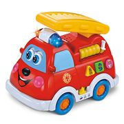 Early Education 1 Year Olds Baby Toy Intellectual Fire Truck