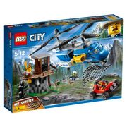 Lego 60173 City Police Mountain Arrest Toy Helicopter