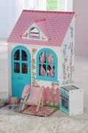 Personalised Large Dolls House