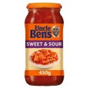 Uncle Bens Sweet and Sour Sauce