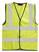 Yellow Vest - Size Medium