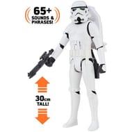 Star Wars Interactech Imperial Stormtrooper Figure 65 Sound Effects