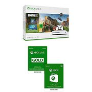 Xbox One S 1TB Fortnite Console with Eon Cosmetic Set & 2000 V-Bucks + MORE
