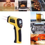 40% off Laser Thermometer Temperature Controller Digital Surface Only £11.98