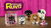Win One of Two Sets of Cute Rescue Runts Pet Toys, One Dog and One Unicorn.