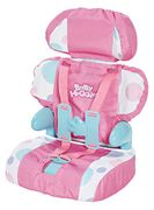 Casdon 710 Baby Huggles Dolls Car Boosterseat
