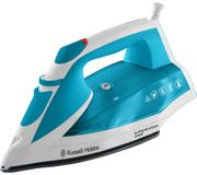 RUSSELL HOBBS Supreme Steam Iron - White & Blue