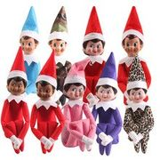 Online PoundStore - the Elf on the Shelf -Only £1.00