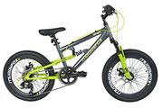 Amazon Deal of the (Tues)Day: Muddyfox Boys Grey Utah 20 Inch Bike. AGE 8+