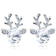 Raindeer Christmas Earring!