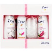 Dove Radiant Beauty Trio Gift Set - £4.00 Tesco (Half Price from £8.00)