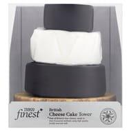 Tesco Finest British Cheese Cake Tower 1Kg