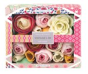 Vintage & Co Fabric and Flowers Soap Flowers Now £5.99