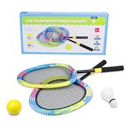 Save 50% on Badminton Rackets Set for Kids with Beautiful Package