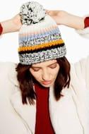 Tweed Knit Beanie