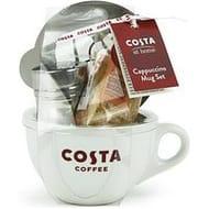 Costa Coffee Cappuccino Set Free C&C