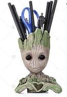 Tree Man Heart Design Plant Pot / Pen Holder / Ornament