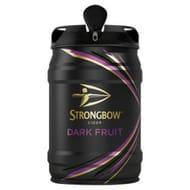 Strongbow Cider Dark Fruit 5L Keg
