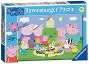 Ravensburger Peppa Pig - Fun in the Sun 35pc Jigsaw Puzzle
