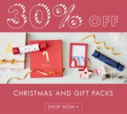 30% off This Years Christmas Collection including Gift Packs