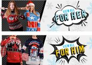 Extra 40% off on Selected Christmas Sweaters