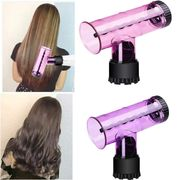 Portable Spin Curl Hair Dryer Wind Diffuser