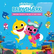 Pinkfong Presents:The Best of Baby Shark - CD