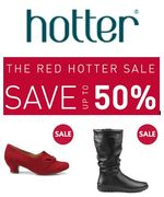 HOTTER Shoes SALE is LIVE