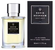 David Beckham Instinct Eau De Toilette Perfume for Men, 50 Ml