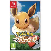 Pokmon: Lets Go, Eevee! (Nintendo Switch) Only £34.99