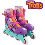 Trolls Adjustable in Line Skates Only £4.99