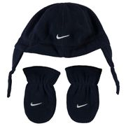 Nike Polar Fleece Hat and Mittens Set Infant